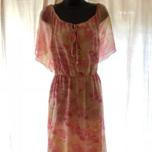 Tracy Reese Floral Dress size L